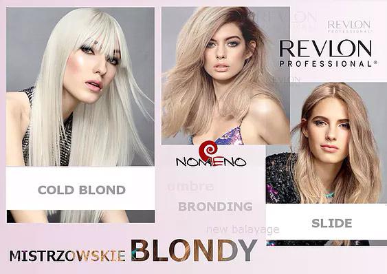 Szkolenia Fryzjerskie Revlon Professional - Mistrzowskie Blondy