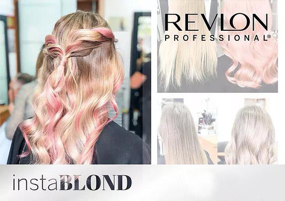 Szkolenia Fryzjerskie Revlon Professional - Insta BLOND