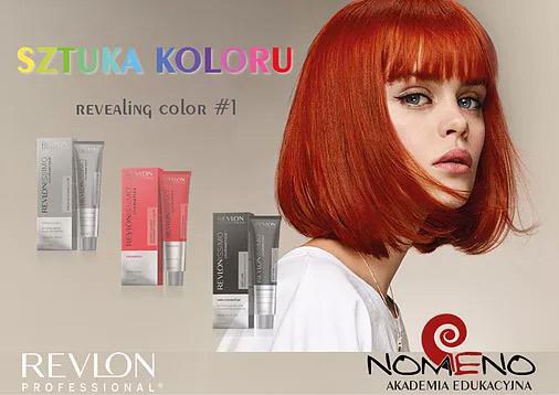 Szkolenia Fryzjerskie Revlon Professional - Sztuka Koloru
